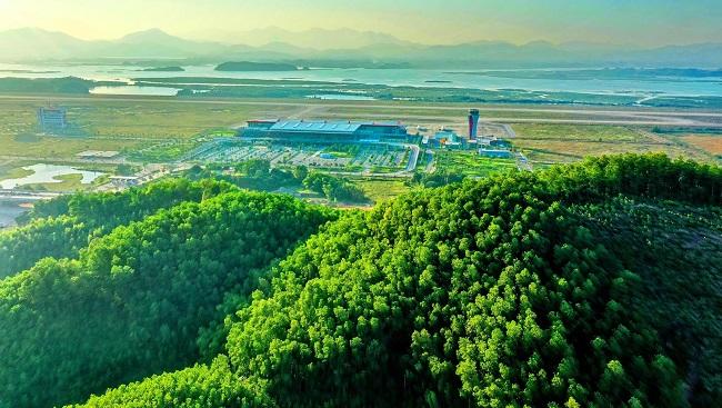 Lạc lối giữa sân bay sinh thái xanh nhất Việt Nam