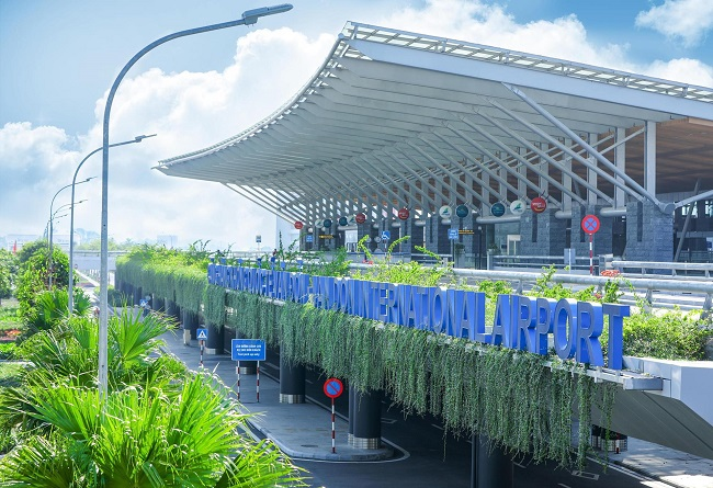 Lạc lối giữa sân bay sinh thái xanh nhất Việt Nam 9