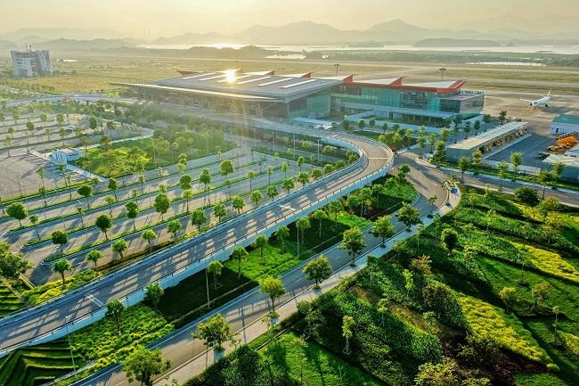 Lạc lối giữa sân bay sinh thái xanh nhất Việt Nam 1