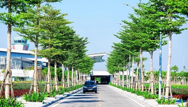 Lạc lối giữa sân bay sinh thái xanh nhất Việt Nam 2