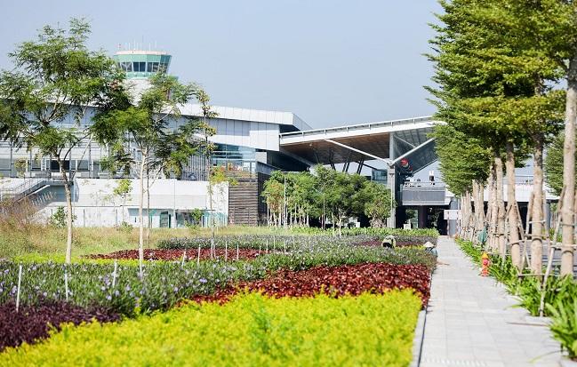 Lạc lối giữa sân bay sinh thái xanh nhất Việt Nam 3