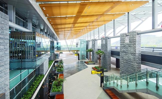 Lạc lối giữa sân bay sinh thái xanh nhất Việt Nam 8
