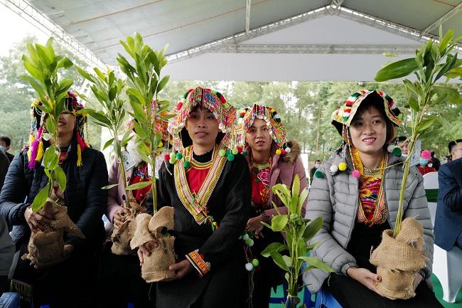Vinamilk hoàn thành mục tiêu trồng hơn 1,1 triệu cây xanh cho Việt Nam 2