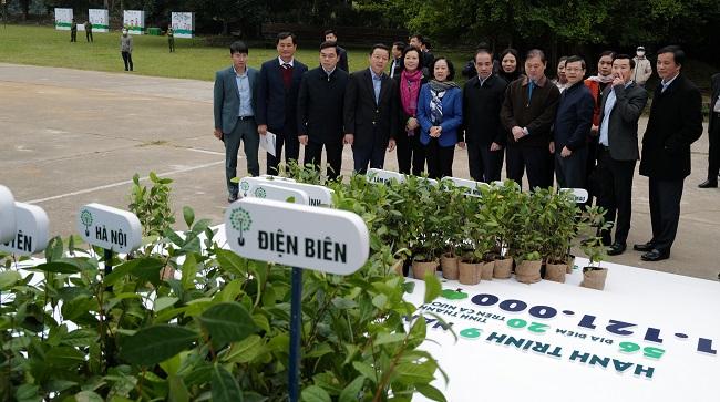 Vinamilk hoàn thành mục tiêu trồng hơn 1,1 triệu cây xanh cho Việt Nam 6