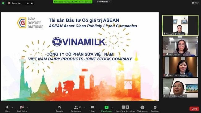 Vinamilk 'bội thu' giải thưởng về quản trị công ty