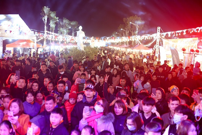 Ấn tượng với lễ hội Danko Square do Homevina Group tổ chức tại Thái Nguyên