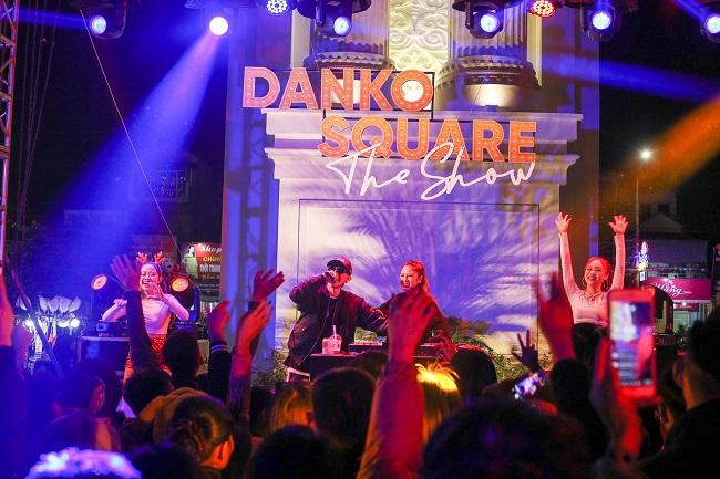 Ấn tượng với lễ hội Danko Square do Homevina Group tổ chức tại Thái Nguyên 1