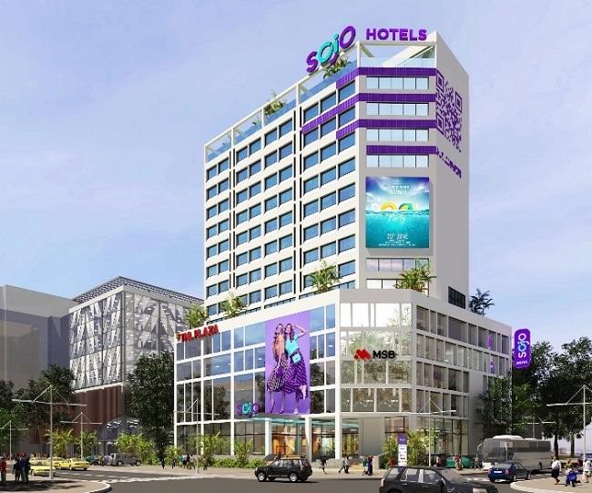 TNH chính thức đưa vào hoạt động chuỗi khách sạn thuận ích SOJO HOTELS 2
