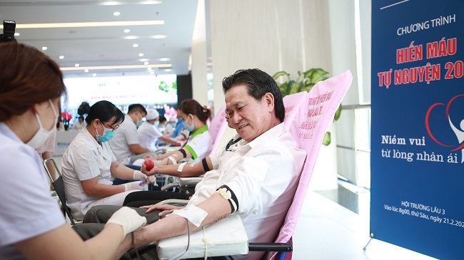 Tập đoàn TTC tổ chức chương trình hiến máu tự nguyện lần thứ 9 1