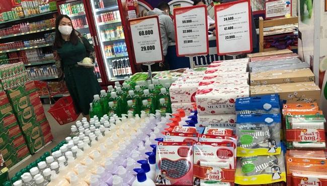 Hệ thống bán lẻ của Tập đoàn BRG hỗ trợ khách hàng mua sắm mùa dịch Covid-19 1
