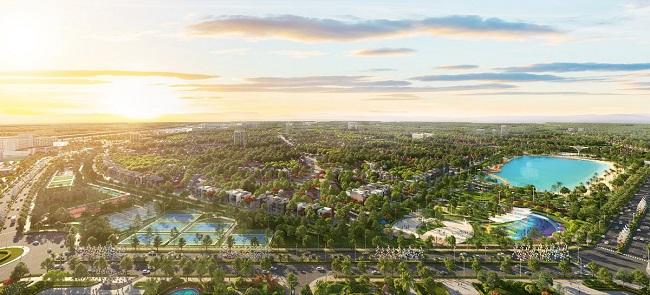 Ra mắt Sapphire Parkville - 'Tâm điểm xanh' của Vinhomes Smart City 1