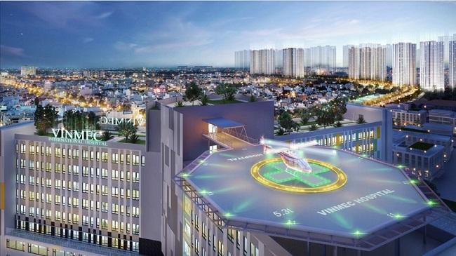 Ra mắt Sapphire Parkville - 'Tâm điểm xanh' của Vinhomes Smart City 2