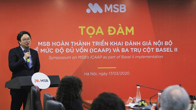 Ông Nguyễn Hoàng Linh chính thức trở thành Tổng Giám đốc của MSB