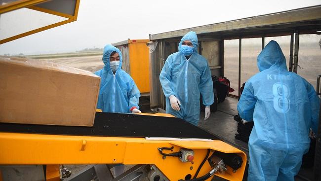 Sân bay Vân Đồn: Chuyện những người đầu tiên đón đồng bào về đất mẹ 1