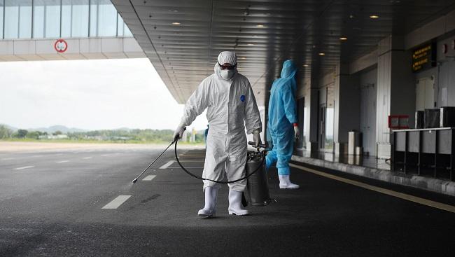 Sân bay Vân Đồn: Chuyện những người đầu tiên đón đồng bào về đất mẹ 2
