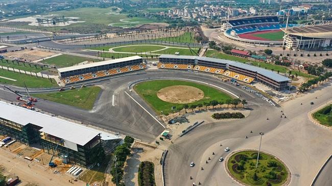 Bật mí những thú vị về chặng đua F1 sắp diễn ra tại Việt Nam