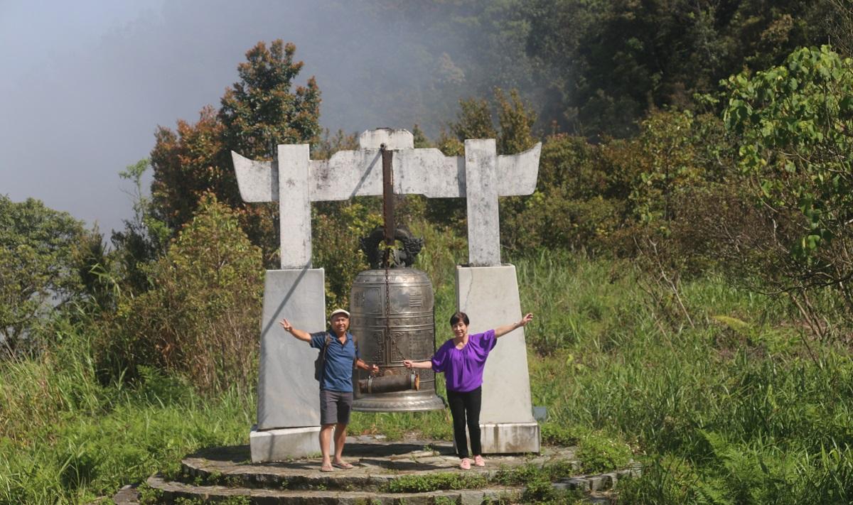 Kỳ cuối của nhật ký du lịch mùa Covid-19: Mừng cho Bạch Mã 4