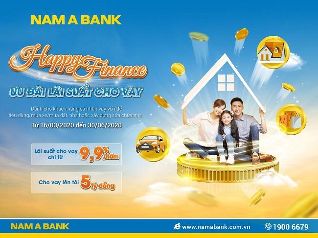 Nam A Bank tiếp tục ưu đãi lãi vay hỗ trợ khách hàng mùa dịch Covid-19 1