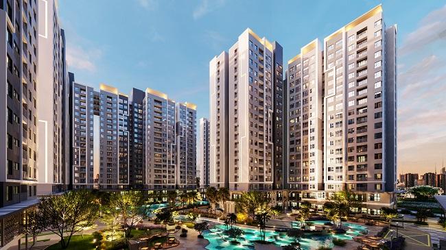 Dự án Westgate được kỳ vọng trở thành biểu tượng mới khu Tây Sài Gòn 2