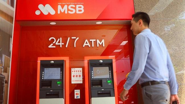 MSB giảm một nửa nợ xấu tại VAMC