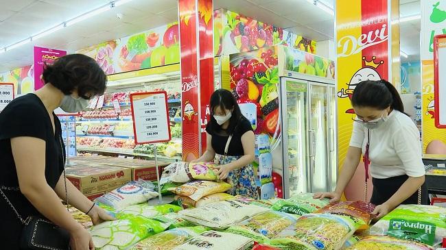BRG mở thêm 9 cửa hàng bán lẻ Hapro Food và ra mắt ứng dụng BRG Shopping 1