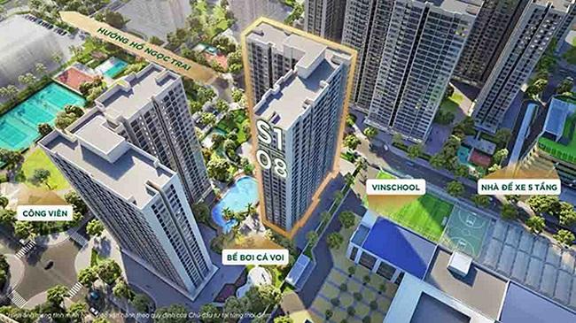 Mở bán lần đầu tiên tòa tháp căn hộ 'trái tim' Vinhomes Ocean Park vào ngày 16/5