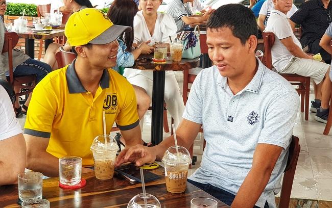 Chuỗi cà phê Ông Bầu mở quán lớn nhất tại Bình Dương 2