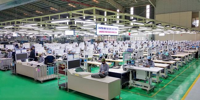 Thaco gia tăng xuất khẩu linh kiện ghế ô tô 1