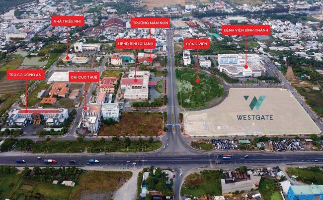 Trung tâm hành chính Tây Sài Gòn và cơ hội từ tuyến Metro 3A 2