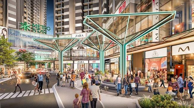Shophouse Metro Star liên tục 'gây sốt' cho nhà đầu tư với tuyến Metro số 1 1