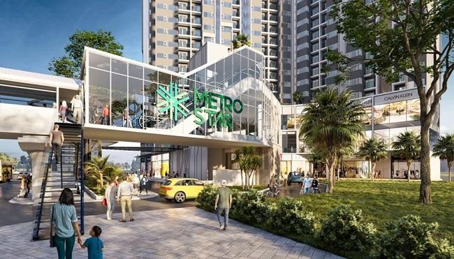 Shophouse Metro Star liên tục 'gây sốt' cho nhà đầu tư với tuyến Metro số 1