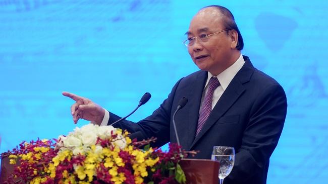 Thủ tướng chứng minh Việt Nam không quá phụ thuộc vào thị trường quốc tế