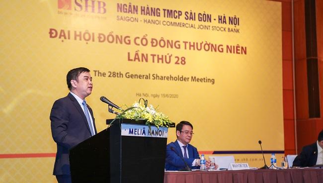 SHB dự kiến tăng vốn điều lệ và chuyển sang niêm yết trên HOSE