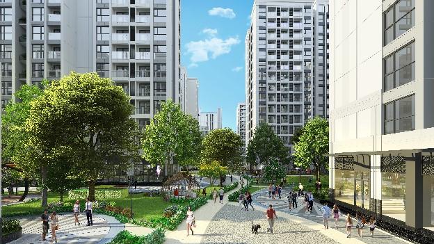 Khám phá căn hộ cao cấp liền kề khu 'thượng lưu' Vinhomes Riverside 3