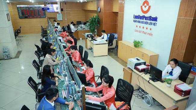 LienVietPostBank tăng tốc mở rộng mạng lưới
