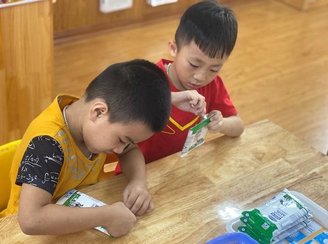Thành quả năm đầu tiên thực hiện Chương trình tái chế học đường 1