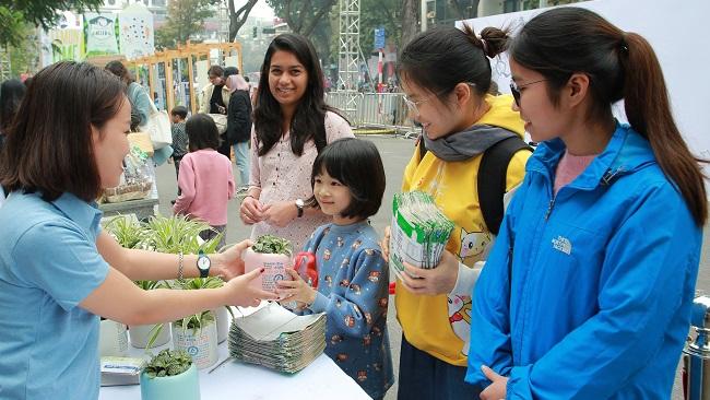 Thành quả năm đầu tiên thực hiện Chương trình tái chế học đường 3