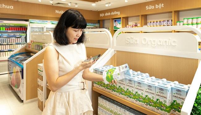Vinamilk 8 năm liền là thương hiệu được người tiêu dùng Việt chọn mua nhiều nhất