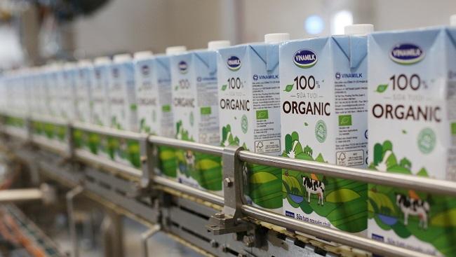 Vinamilk 8 năm liền là thương hiệu được người tiêu dùng Việt chọn mua nhiều nhất 2