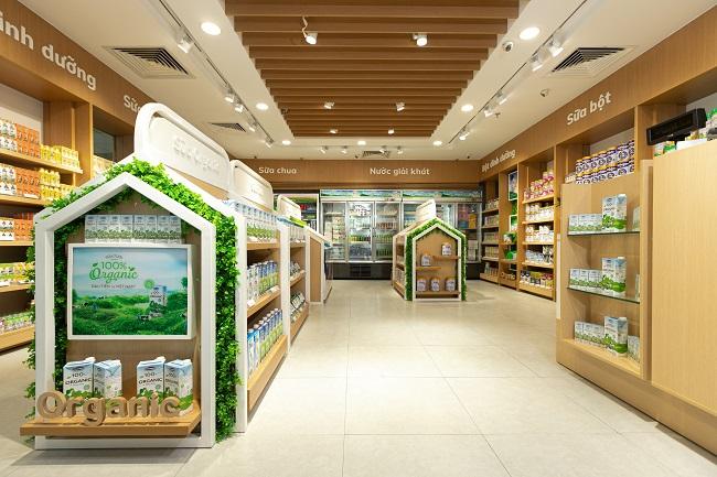 Vinamilk 8 năm liền là thương hiệu được người tiêu dùng Việt chọn mua nhiều nhất 4
