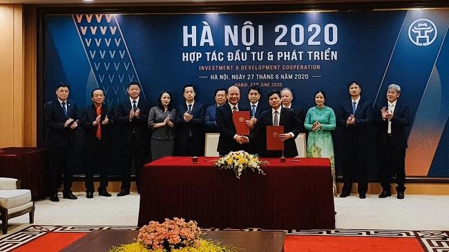 T&T Group đăng ký đầu tư hơn 700 triệu USD vào Hà Nội 1