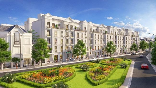 Vinhomes Grand Park mở rộng quần thể thấp tầng The Manhattan 2