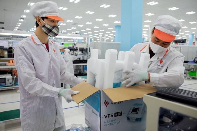 Bloomberg: Người giàu nhất Việt Nam và khát vọng vươn tầm quốc tế 5