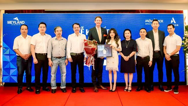 Tập đoàn Tân Á Đại Thành – Meyland ký hợp tác với Tập đoàn Accor 1