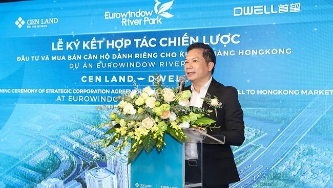 Khách hàng Hồng Kông mua hơn 100 căn hộ dự án Eurowindow River Park