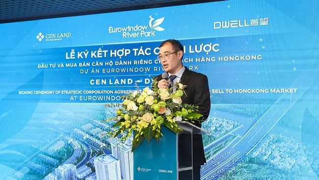Khách hàng Hồng Kông mua hơn 100 căn hộ dự án Eurowindow River Park 1