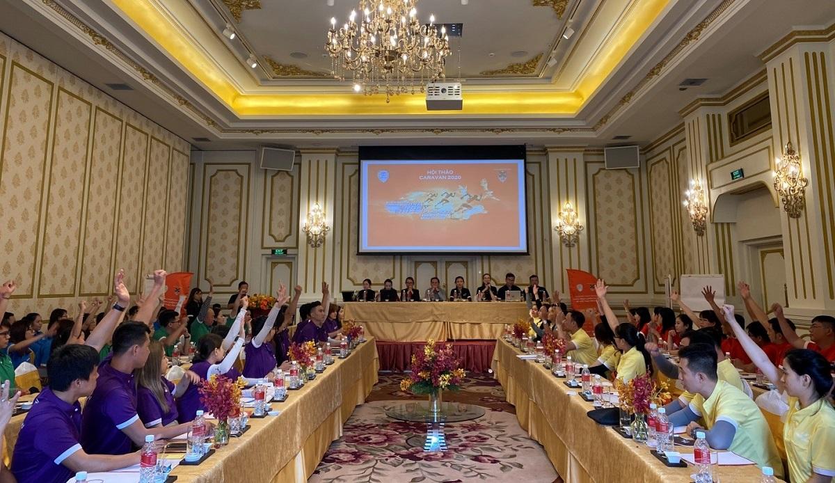 Khám phá hành trình Caravan danh tiếng của C.T Group Việt Nam 2