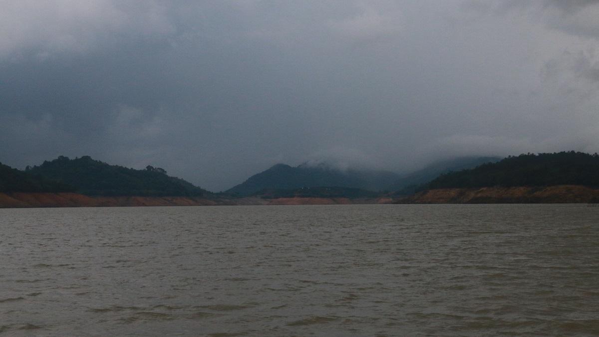 Nhật ký hành trình hậu dịch Covid 19: Hồ Hàm Thuận và chùa Thiên Mai 1