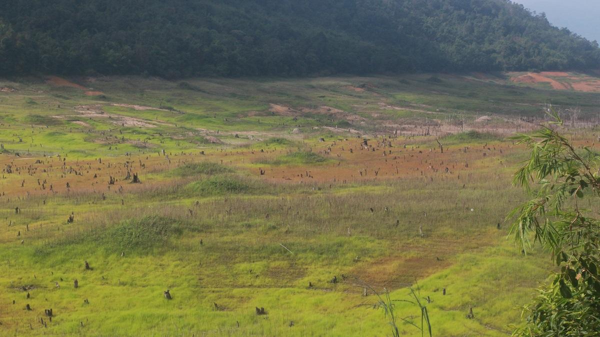 Nhật ký hành trình hậu dịch Covid 19: Hồ Hàm Thuận và chùa Thiên Mai 2