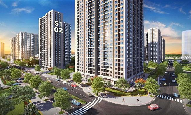Vinhomes mở bán tòa căn hộ S1.02 của dự án Vinhomes Ocean Park